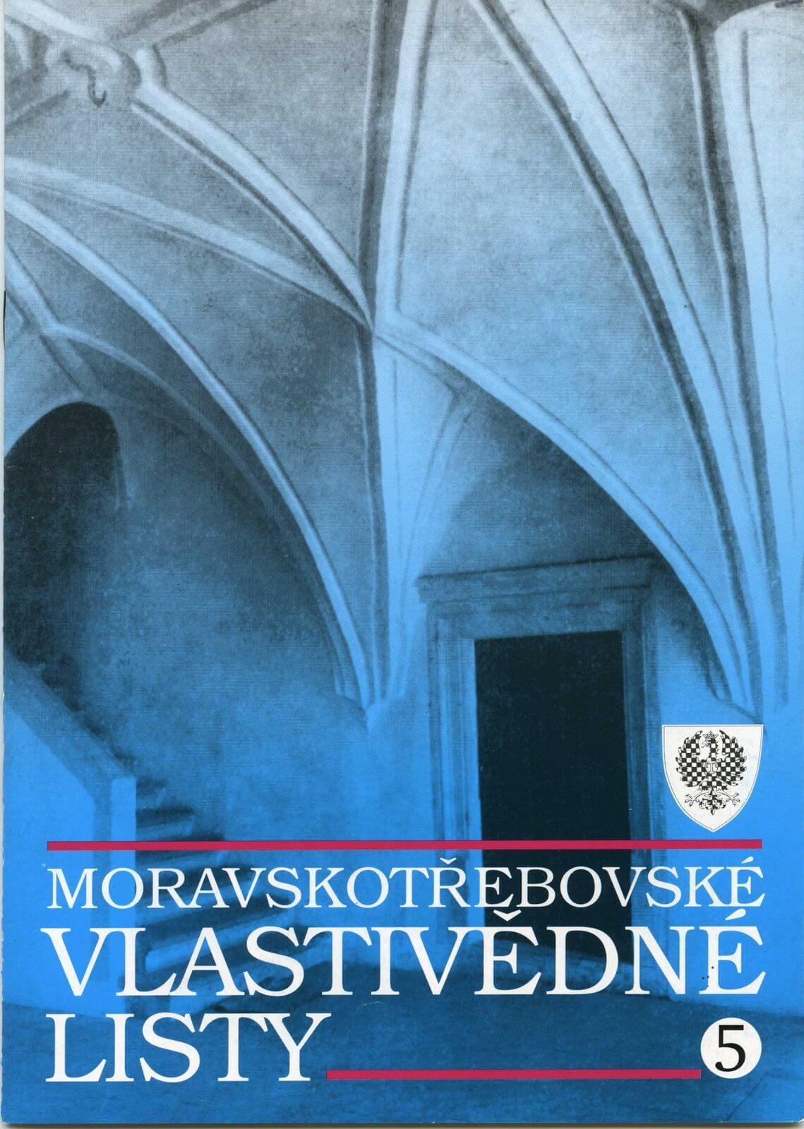 Moravskotřebovské vlastivědné listy