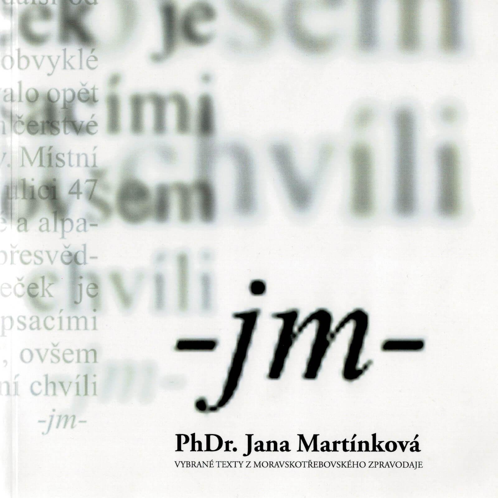 PhDr. Jana Martínková