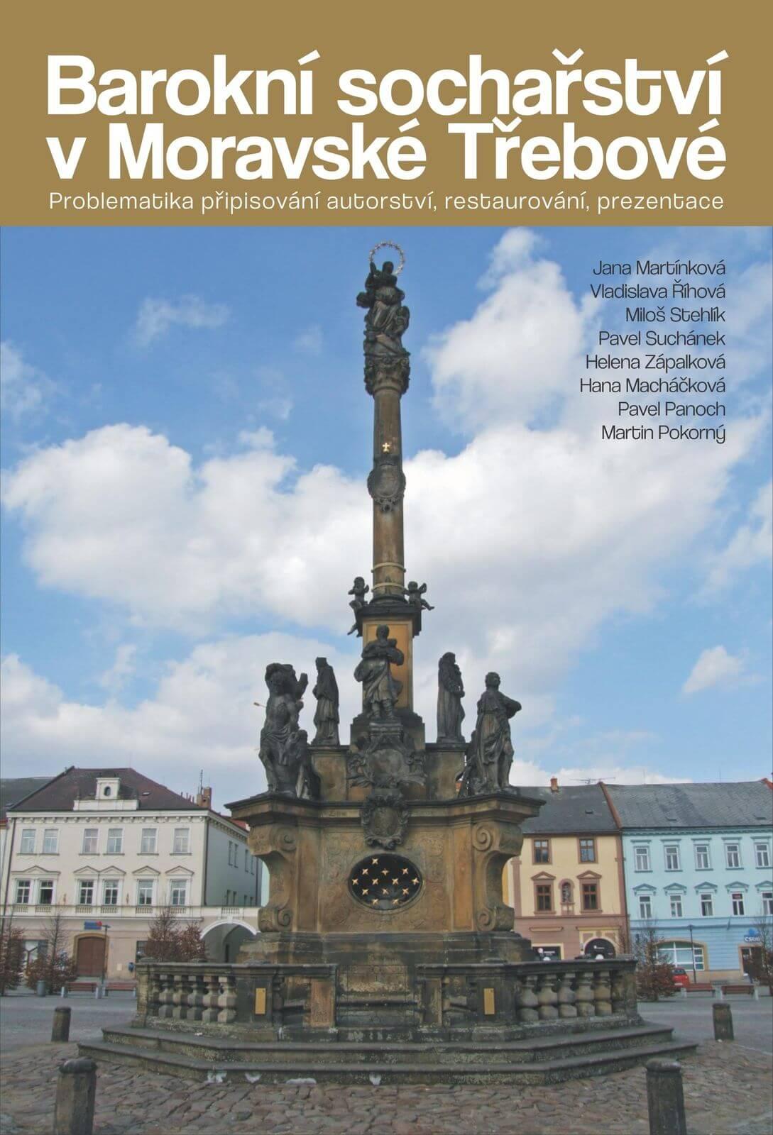 Barokní sochařství v Moravské Třebové
